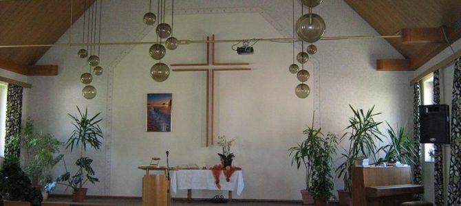 Unsere Gottesdienste…